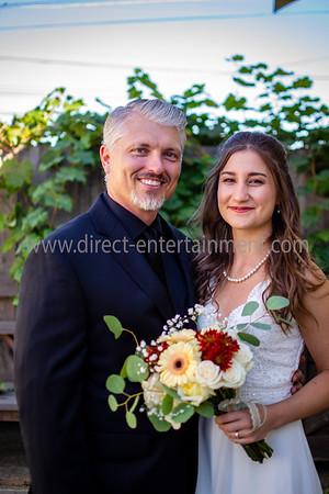 Marlena & Aaron    September 21, 2019