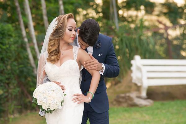 Marlene & Randall Wedding