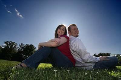 Marling and Laura - Engagement
