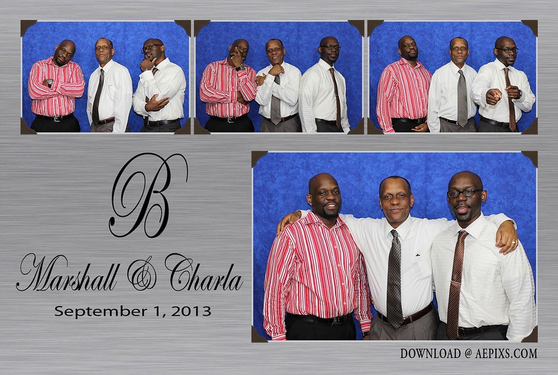 Mashall and Charla's Wedding