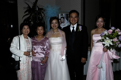 Wedding Banquet (Universal City Hilton)