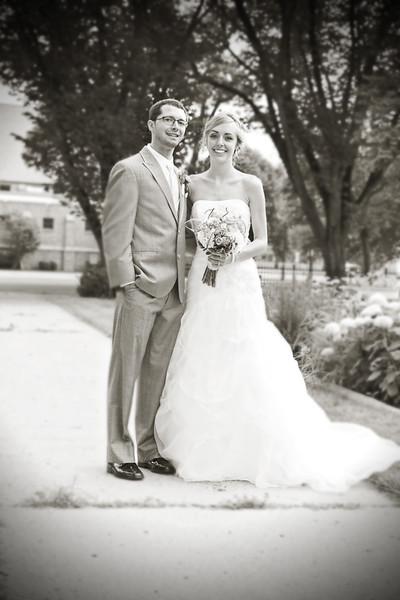 Sam + Evan :: married!!