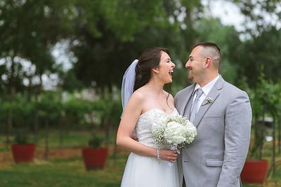 Martha & Dave Sauseda Wedding