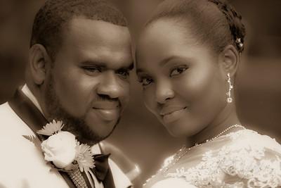 Marvin & Rachael Wed