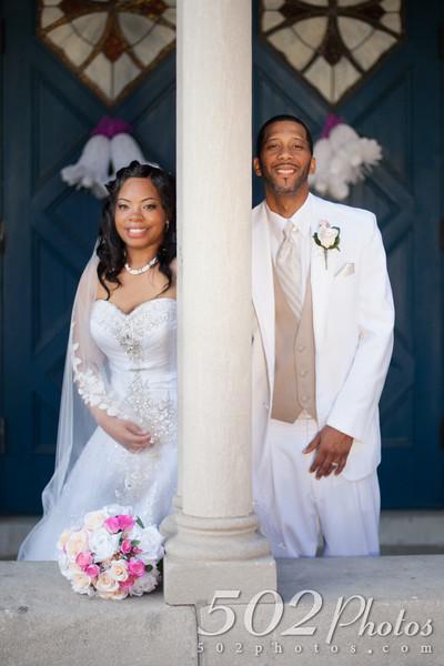 Mary & Cory Wedding
