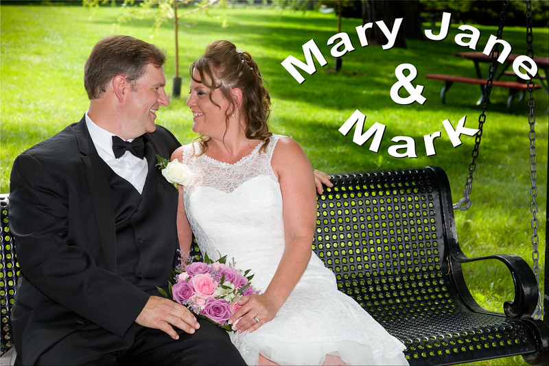 Mark & Mary Jane Rau Wedding