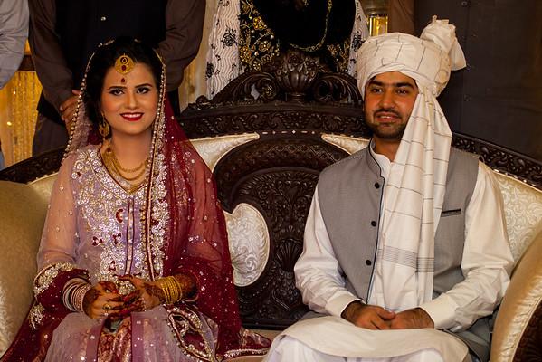 Maryam and Fahad's Wedding