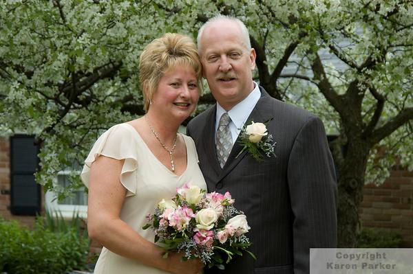 Masek / Wegrzyn Wedding - May, 2007