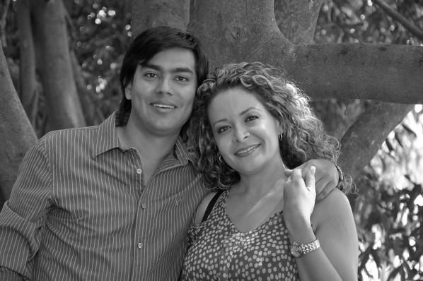 Matrimonio  de Wilberth y Adriana
