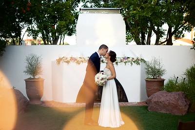 Matt & Carly Married