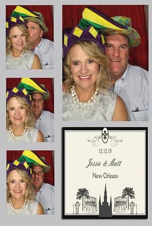 Matt & Jessie's Wedding