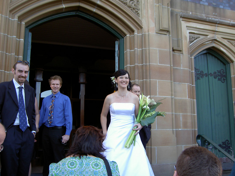 Leaving the church