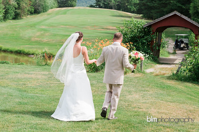 Melissa & Matt Married at Crotched Mountain Golf Club-9447_07-23-16 - Photos by BLM Photography. Photographer: Lyndsie Lord