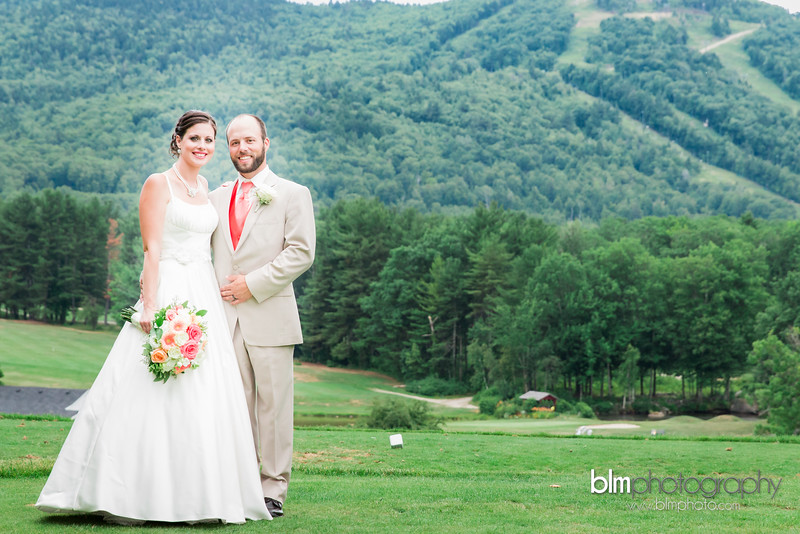 Melissa & Matt Married at Crotched Mountain Golf Club-9534_07-23-16 - Photos by BLM Photography. Photographer: Lyndsie Lord