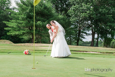 Melissa & Matt Married at Crotched Mountain Golf Club-9444_07-23-16 - Photos by BLM Photography. Photographer: Lyndsie Lord