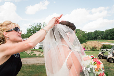Melissa & Matt Married at Crotched Mountain Golf Club-9424_07-23-16 - Photos by BLM Photography. Photographer: Lyndsie Lord