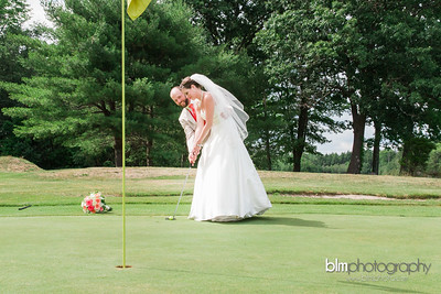 Melissa & Matt Married at Crotched Mountain Golf Club-9438_07-23-16 - Photos by BLM Photography. Photographer: Lyndsie Lord