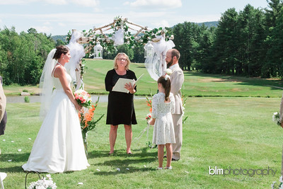 Melissa & Matt Married at Crotched Mountain Golf Club-9250_07-23-16 - Photos by BLM Photography. Photographer: Lyndsie Lord
