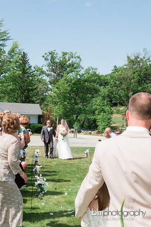 Melissa & Matt Married at Crotched Mountain Golf Club-9237_07-23-16 - Photos by BLM Photography. Photographer: Lyndsie Lord