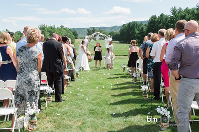 Melissa & Matt Married at Crotched Mountain Golf Club-9251_07-23-16 - Photos by BLM Photography. Photographer: Lyndsie Lord