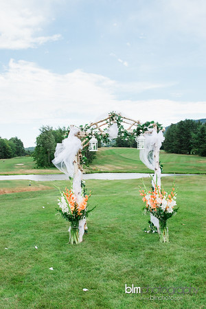 Melissa & Matt Married at Crotched Mountain Golf Club-9516_07-23-16 - Photos by BLM Photography. Photographer: Lyndsie Lord
