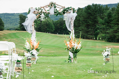 Melissa & Matt Married at Crotched Mountain Golf Club-9522_07-23-16 - Photos by BLM Photography. Photographer: Lyndsie Lord