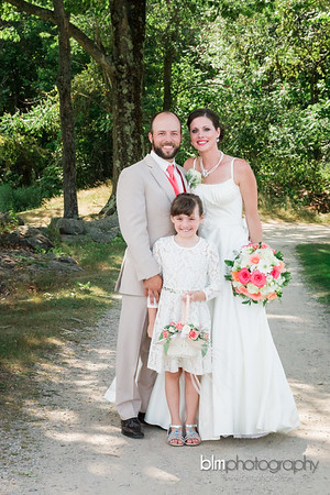 Melissa & Matt Married at Crotched Mountain Golf Club-9334_07-23-16 - Photos by BLM Photography. Photographer: Lyndsie Lord
