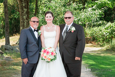 Melissa & Matt Married at Crotched Mountain Golf Club-9352_07-23-16 - Photos by BLM Photography. Photographer: Lyndsie Lord