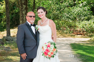 Melissa & Matt Married at Crotched Mountain Golf Club-9359_07-23-16 - Photos by BLM Photography. Photographer: Lyndsie Lord