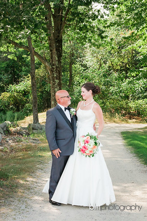 Melissa & Matt Married at Crotched Mountain Golf Club-9361_07-23-16 - Photos by BLM Photography. Photographer: Lyndsie Lord
