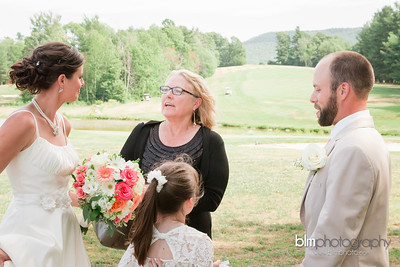 Melissa & Matt Married at Crotched Mountain Golf Club-9399_07-23-16 - Photos by BLM Photography. Photographer: Lyndsie Lord