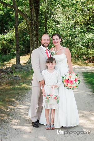 Melissa & Matt Married at Crotched Mountain Golf Club-9336_07-23-16 - Photos by BLM Photography. Photographer: Lyndsie Lord