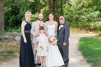 Melissa & Matt Married at Crotched Mountain Golf Club-9379_07-23-16 - Photos by BLM Photography. Photographer: Lyndsie Lord