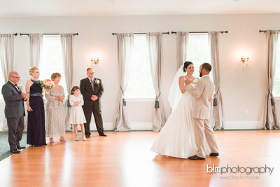 Melissa & Matt Married at Crotched Mountain Golf Club-9650_07-23-16 - Photos by BLM Photography. Photographer: Lyndsie Lord