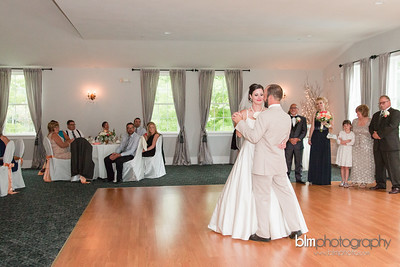 Melissa & Matt Married at Crotched Mountain Golf Club-9665_07-23-16 - Photos by BLM Photography. Photographer: Lyndsie Lord