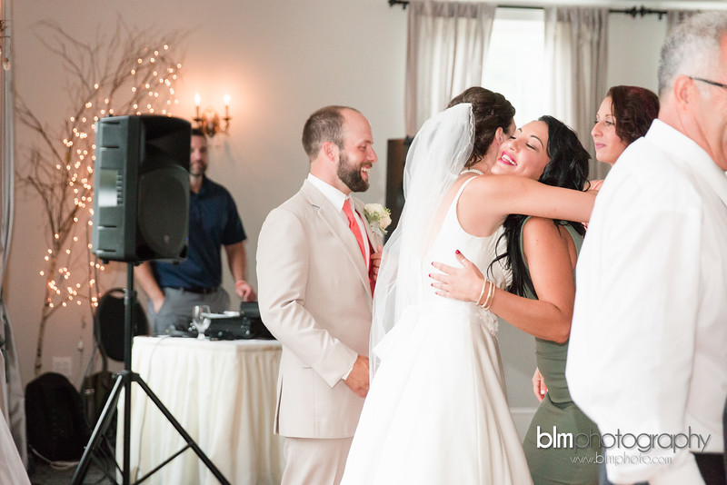 Melissa & Matt Married at Crotched Mountain Golf Club-9711_07-23-16 - Photos by BLM Photography. Photographer: Lyndsie Lord