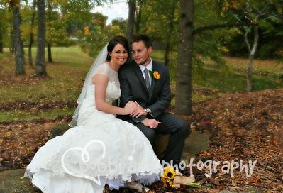 Matt and Amanda Lester Wedding 10-11-14