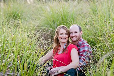 Becca Estrada Photography - Matt and Gretchen Engagement at Peter's Canyon-32