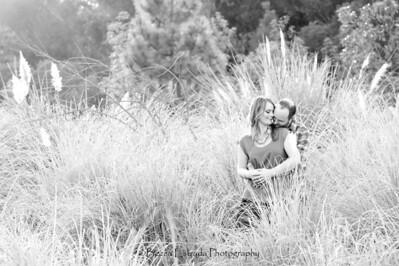 Becca Estrada Photography - Matt and Gretchen Engagement at Peter's Canyon-12