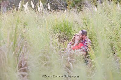 Becca Estrada Photography - Matt and Gretchen Engagement at Peter's Canyon-40
