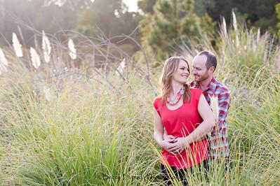 Becca Estrada Photography - Matt and Gretchen Engagement at Peter's Canyon-22