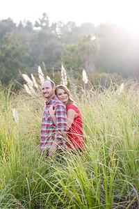 Becca Estrada Photography - Matt and Gretchen Engagement at Peter's Canyon-8