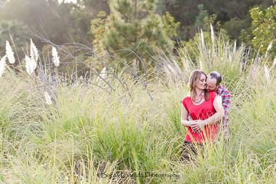 Becca Estrada Photography - Matt and Gretchen Engagement at Peter's Canyon-11
