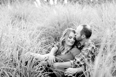 Becca Estrada Photography - Matt and Gretchen Engagement at Peter's Canyon-38