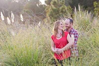 Becca Estrada Photography - Matt and Gretchen Engagement at Peter's Canyon-20