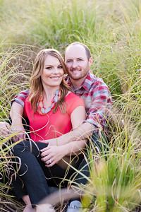 Becca Estrada Photography - Matt and Gretchen Engagement at Peter's Canyon-26