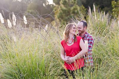 Becca Estrada Photography - Matt and Gretchen Engagement at Peter's Canyon-21
