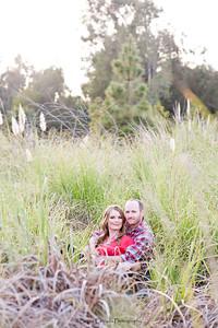 Becca Estrada Photography - Matt and Gretchen Engagement at Peter's Canyon-39