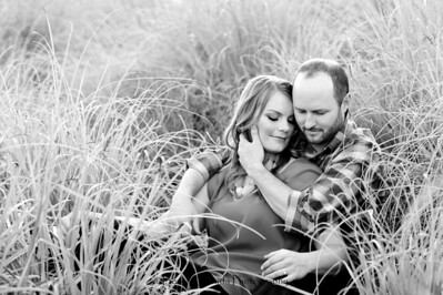 Becca Estrada Photography - Matt and Gretchen Engagement at Peter's Canyon-35