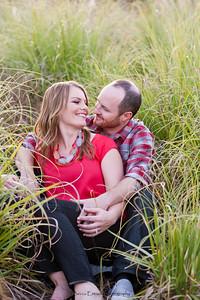 Becca Estrada Photography - Matt and Gretchen Engagement at Peter's Canyon-28